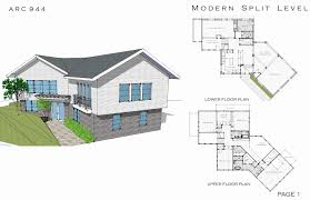 modern house plans split level awesome 50 inspirational tri level house plans 1970s floor australia