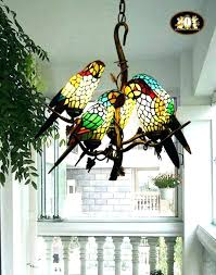stained glass hanging lamp shades global market owl
