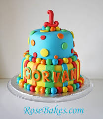 1st Baby Birthday Cake Designs For Girl 1 Year Old Boy Online Cakes