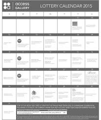 Calendar Raffle Template Calendar Raffle Template 7 Calendar Raffle Template Barsazar