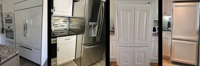 transform your new or old plain appliance into a sleek elegant look with a stainless steel or real copper door set