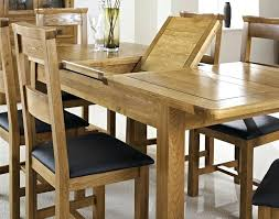 rustic extendable dining table dark oak extending dining table with four chairs chic rustic oak dining