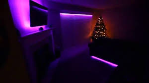 home ambient lighting. Using Voice Commands To Control LED Ambient Lighting Home