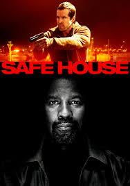 Safe House | Movie fanart
