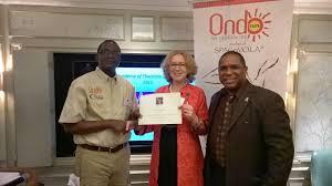 SPAGnVOLA Wins Award For Their Premium Nigerian Chocolate Bar