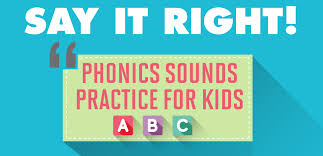 We've made two versions so everyone can practise and learn the 44 sounds of english. Say It Right Phonics Sounds Practice For Kids Kumon Canada Blog