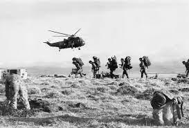 Malvinas (Falkland) Savaşı