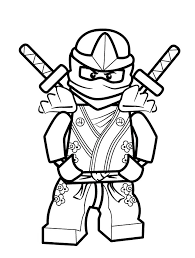 Lego Coloring Pages For Kids Boy Gerrydraaisma