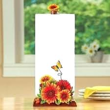 sunflower kitchen rugs sunflower kitchen sunflower kitchen decorative paper towel holder wall mount red sunflower kitchen