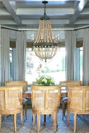wooden bead chandelier wood beaded chandelier design ideas bead home improvement a beads hangs from gray