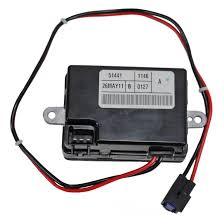 99 04 jeep grand cherokee módulo de control del motor del 99 04 jeep grand cherokee blower motor control module resistor 5012699aa item photo