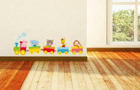 Wandtattoo Kinderzimmer Zug | Prinsenvanderaa