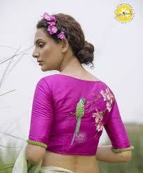 Kolar Design Blouse Pin On Blouse Designs