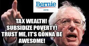 """Bernie Sanders is """""""