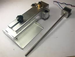 horizon elephant dlp sla z axis build platform system kit set for diy 3d printer z motor with tzoidal lead tr 8 8 p8 in 3d printer parts