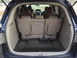 2016 honda odyssey interior. Interesting Interior 2016 Honda Odyssey Cargo Space Behind Third Row Interior Gallery_worthy Inside Odyssey Interior