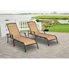 hanover monaco patio chaise lounge set