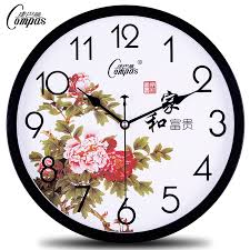 office clock wall. Compas Living Room Wall Clock Mute Office Fashion Simple Table Bedroom Creative Modern Quartz