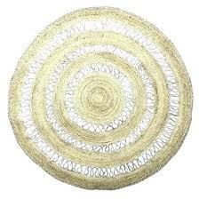 small round rug jute natural black circle square rugs super cool area ikea