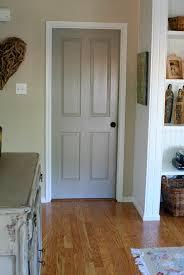bedroom door painting ideas. Fine Door PAINT All The Interior Doors This Lighter Calmer Sophisticated Gray  Benjamin Moore Rockport Gray Door On Bedroom Door Painting Ideas O