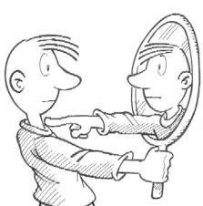 Resultado de imagen de imagen del espejo