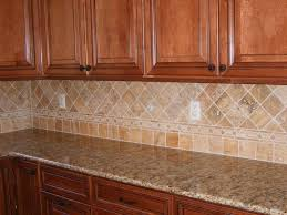 Travertine Kitchen Backsplash Backsplash Designs Travertine Travertine Tile Backsplash Black