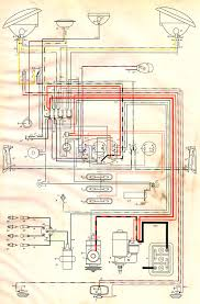 thesamba com type 2 wiring diagrams 1954