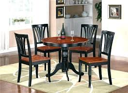 high top round kitchen table sets dinette for tall tables dining s