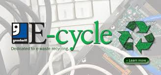 learn more about goodwill e cycle