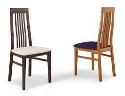 Fabric Dining Room Chairs Uk Best Finish For Wood Kitchen Table Iron Table Base Impressive