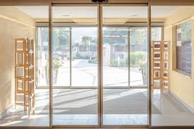 Automatic Sliding Doors for Outdoor - Glas Expert