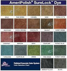 Behr Concrete Stain Colors Chart Wenpon Me