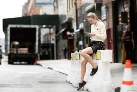 the new active sportswear fashion ellie trainer garance dore photos