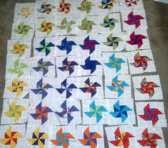 Double Pinwheel Quilt Pattern | Bedroom.stewiesplayground.com & Double Pinwheel Quilt Pattern Awesome Design #2 Piecing A Double Pinwheel  Block Pattern Adamdwight.com