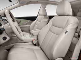 2018 nissan murano front seat
