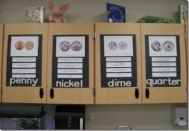 Money First Grade And Math Journals On Pinterest Math Ideas