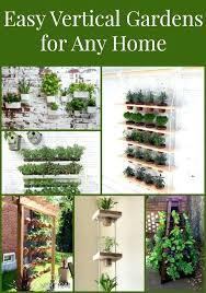 vertical vegetable garden diy vertical vegetable garden planters vertical garden planters are easy to make or