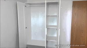 Small Wardrobe Cabinet Small Wardrobe Closet Design Ideas To Organize Your Bedroom