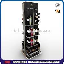 Bar Bottle Display Stand Tsdm100 Custom High Quality Metal Beer Rack Display ShelfLiquor 37