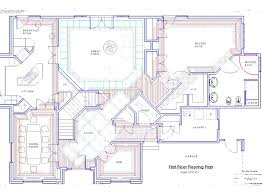 floor plans for guest house large size