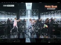 5th Week Of July 2010 K Chart 2010 7 30 Music Bank Live