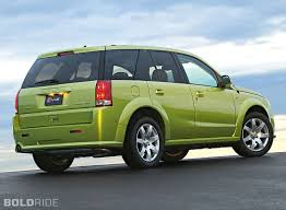 2004 Saturn VUE - Information and photos - ZombieDrive