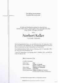 Verstorbener Herr Norbert Keller Trauerhilfe Bestattungs Gesmbh