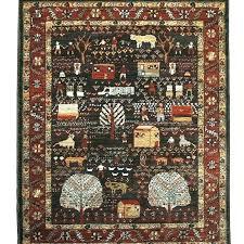 folk art rug tiger country folk art area rugs