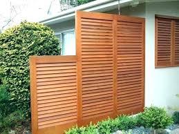 outdoor privacy screens for decks s frt screen deck