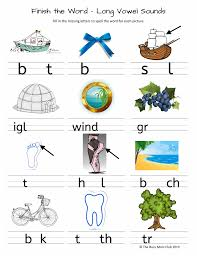 Instead of teaching unreliable rules such as, when two vowels go. Long Vowel Sounds Fun Activities Teaching Tips Teach Me I M Yours