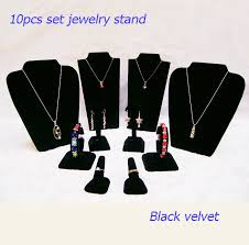 Black Velvet Jewelry Display Stands 100 Wholesale New 100 Display Jewelry Ideas Bangle Bracelet 17