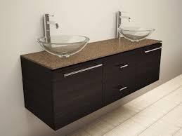 bathroom sink bowls with vanity modern stylist bathroom design with dark brown wall mounted vanity