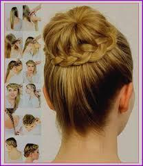 Coiffure Mariage Cheveux Mi Long Attachés 187047 27 étonnant