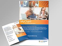 Mychart Collateral Materials On Behance